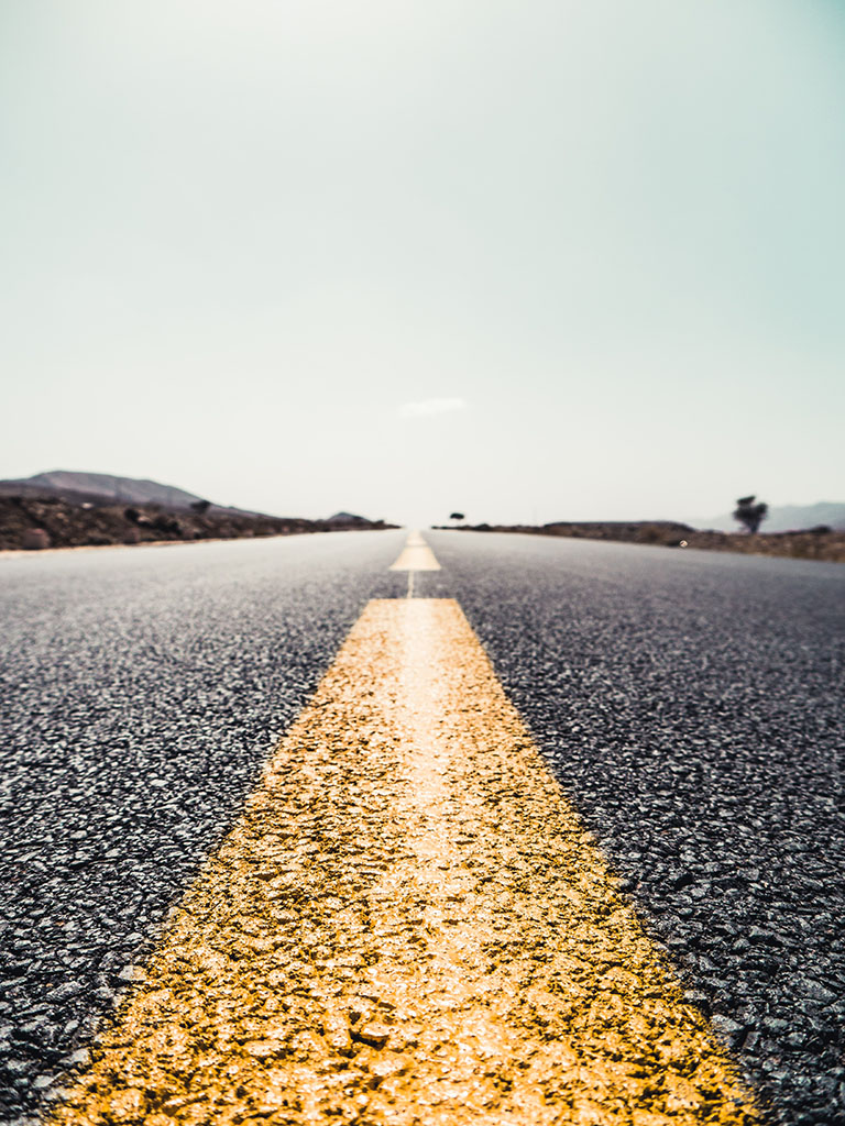 image showing the road ahead
